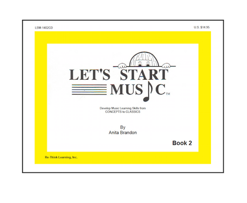 Let's Start Music Book 2