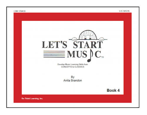 Let's Start Music Book 4