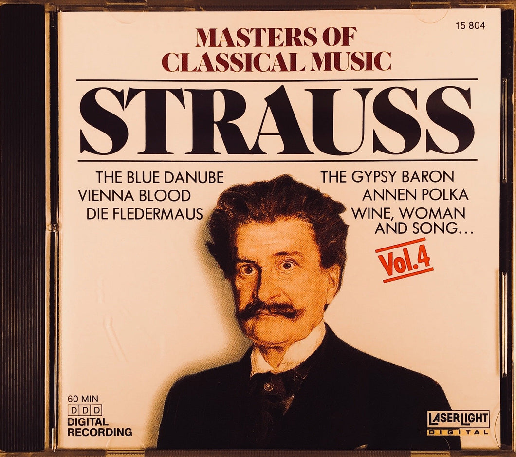 Masters of Classical Music: Strauss Vol. 4