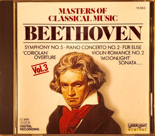 Masters of Classical Music: Beethoven Vol. 3