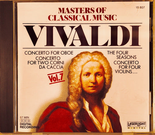 Masters of Classical Music: Vivaldi Vol. 7