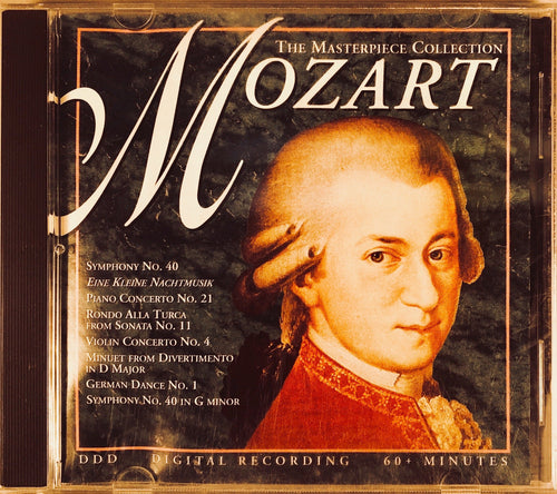 The Masterpiece Collection: Mozart