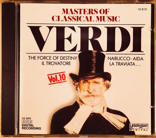 Masters of Classical Music: Verdi Vol. 10