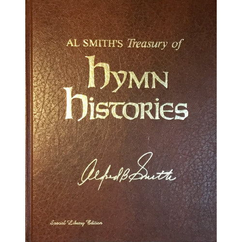 Al Smith's Treasury of Hymn Histories