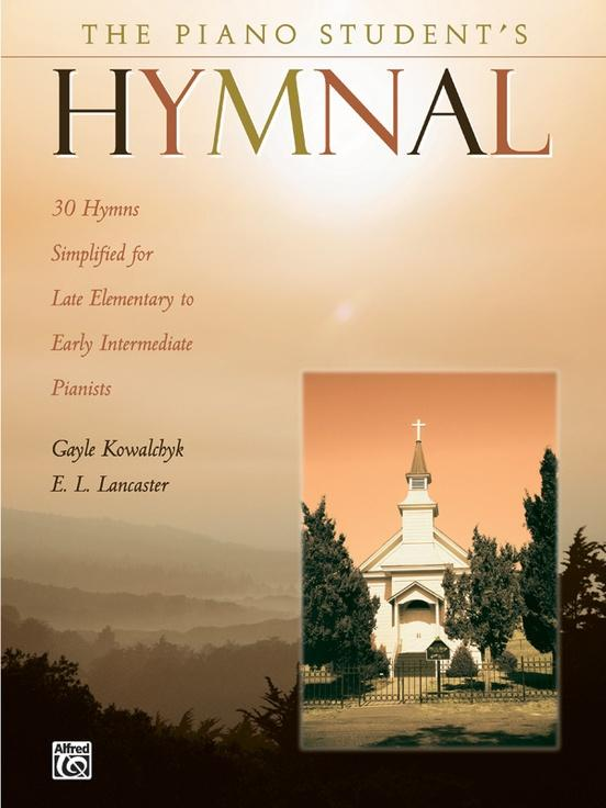The Piano Student's Hymnal