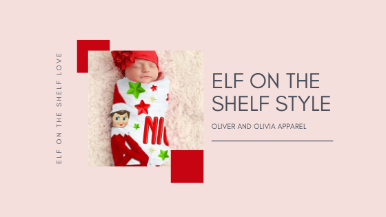 Elf on the Shelf Style