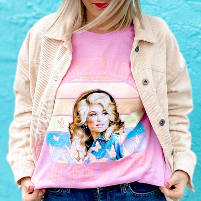 Tease it to Jesus Dolly Shirt