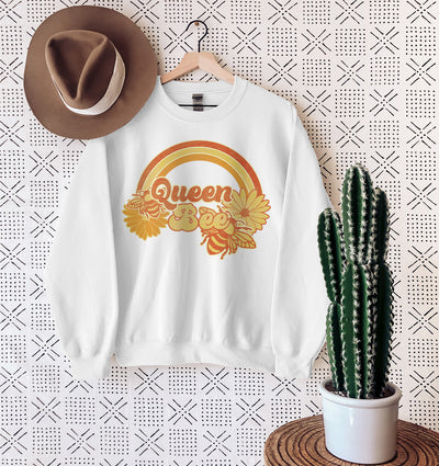Queen Bee Sweatshirt