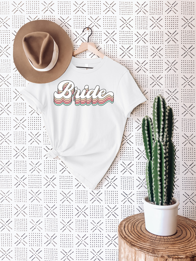 Bride Retro Shirt