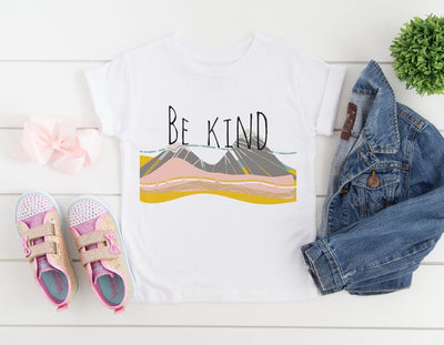 Be Kind Kid's Shirt