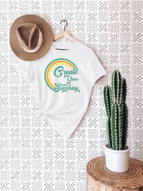 Create Your Own Sunshine Shirt
