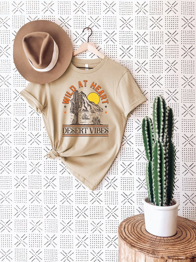Wild At Heart Desert Vibes Shirt