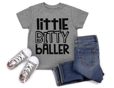 Little Bitty Baller Shirt