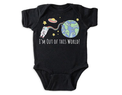 I'm Out Of This World Bodysuit