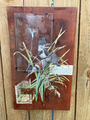 In the Reeds, Pandemic Collage Collection