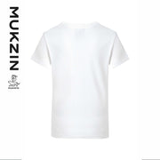 Mukzin Designer Brand Portrait Print T-shirt - SPACE IN THE GOURD