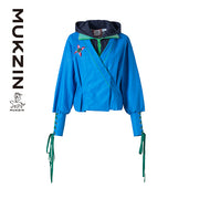 Mukzin Brand Runway Edition Embroidered Jacket