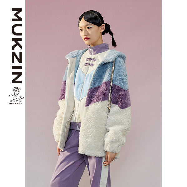 Mukzin Designer Brand Chic Style Jacket -ADVENTURE IN SPACE