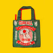Mukzin Design Feat Maltesers Cureall Tote Bag-Daan