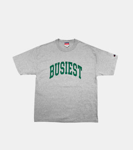 BUSIEST ARC COLLEGE T-SHIRT BY SORRYIMBUSY