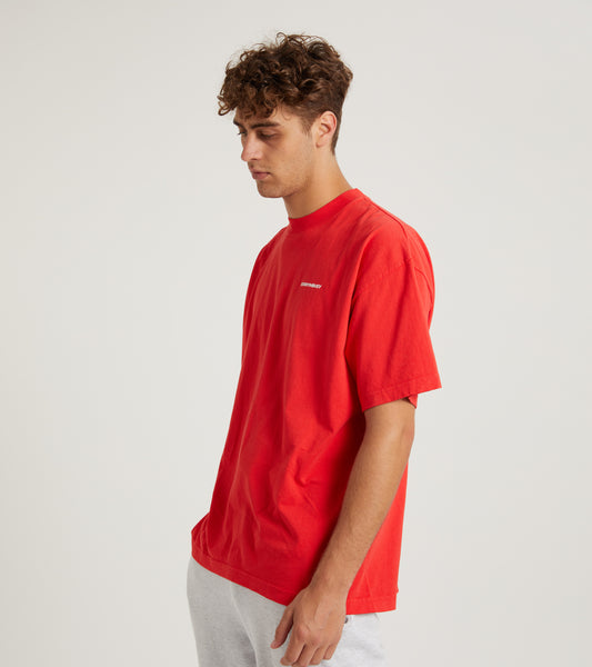 Logotype T-Shirt - Red