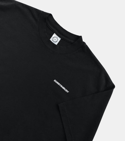Logotype T-Shirt - Black