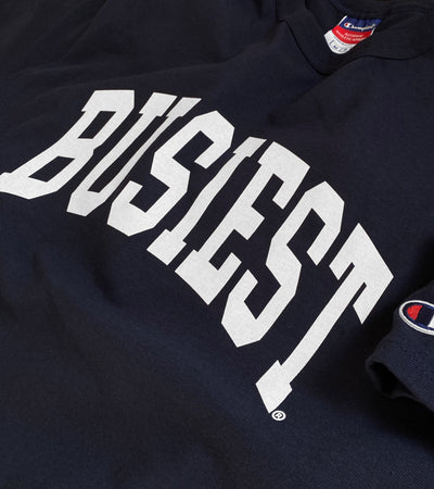 BUSIEST T-Shirt - Navy