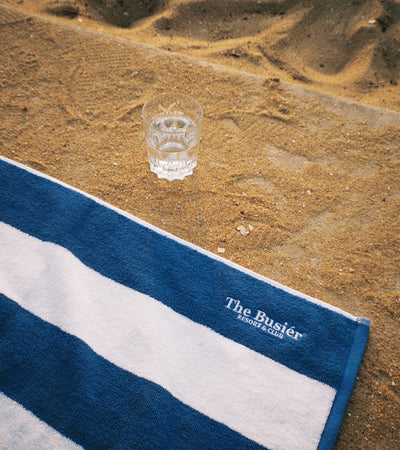 The Busier Pool Towel