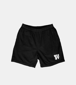Spellout Shorts - SORRYIMBUSY