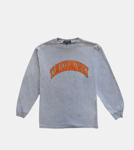 TIMEISMONEY Long Sleeve T-Shirt - SORRYIMBUSY