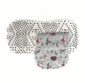 Wilder - Burp Cloth Set