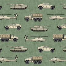 Load image into Gallery viewer, Army Transportation - Minky Blanket
