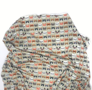 Cats - Swaddle Blanket