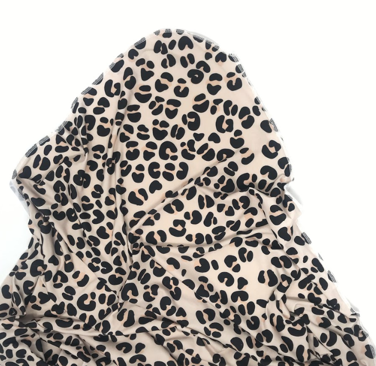 Cheetah - Swaddle Blanket