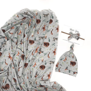 Wilder - Swaddle Blanket