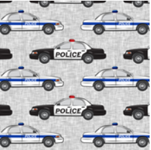 Load image into Gallery viewer, Police - Swaddle Blanket