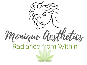 Monique Aesthetics skin care and cosmetics, cbd skin care