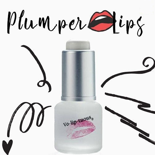 VO-LIP-TUOUS LIPID LIP SERUM - Plumps, Smooths & Conditions Lips - LB