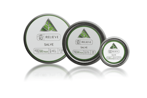 Relieve – Full Spectrum Salve
