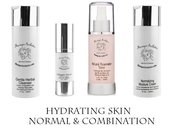 Hydrating Skin Care Kit -  (Paraben free formula)