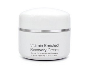 VITAMIN ENRICHED RECOVERY CREAM (Paraben free formula)
