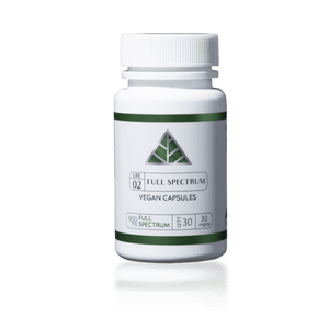 Full Spectrum – Capsules 30mg