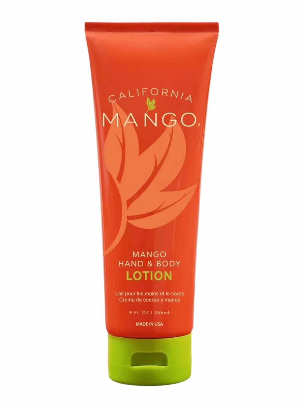 California Mango hand and body lotion 9oz