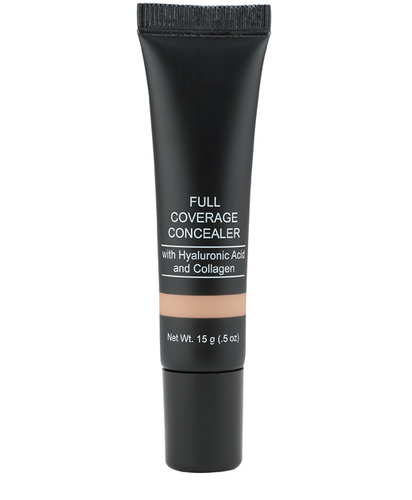 Full Coverage Concealer w/Hyaluronic Acid & Collagen