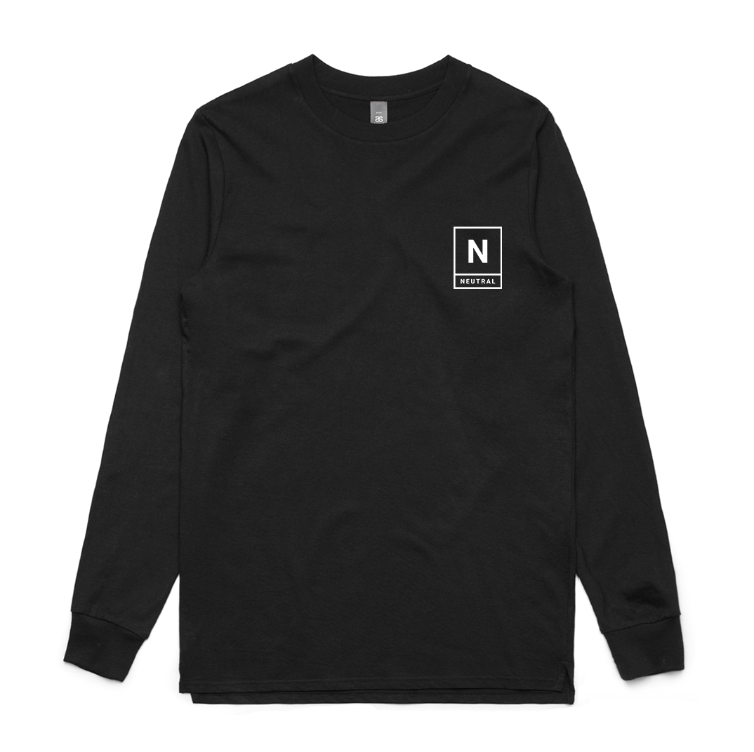 Long Sleeve Neutral Riders T-shirt