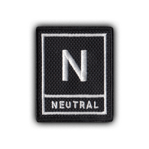Neutral Moto Patch