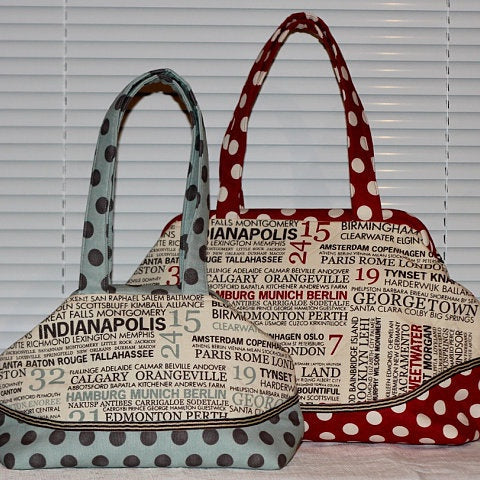 Spice of Life Bag Pattern