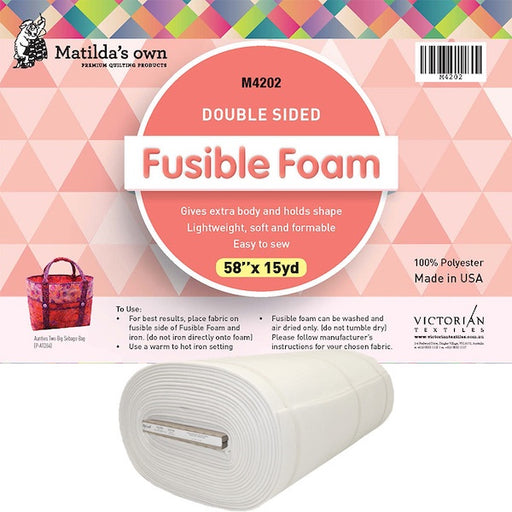 Bag Batting - Double Sided Fusible