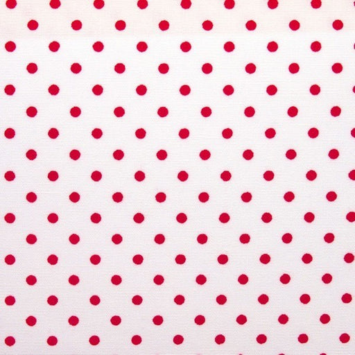 Sevenberry Polka Dot - Red/Ivory