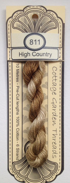 Cottage Garden Threads - 811 - High Country